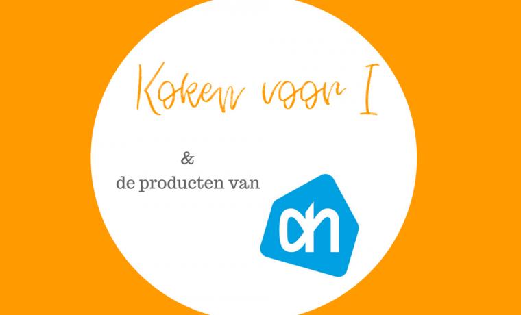 Koken voor I en de producten van Albert Heijn